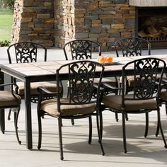 Melton Craft Balwyn Chair and Como Table - Outdoor Furniture Gallery   BBQ's & Outdoor