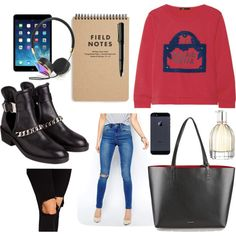 """""""Back to School"""" by jjanice on Polyvore Back To School, Polyvore, Image, Fashion, Moda, Fashion Styles, First Day Of School, Fasion, Entering School"""