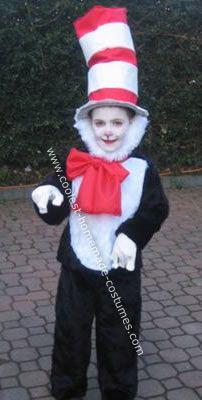 3def6b18b8e Coolest Cat in the Hat Costume. Dr Seuss CostumesCute ...