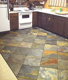 The Benefits Of Slate Kitchen Floors Posted On December 15, 2011 By Dighouse