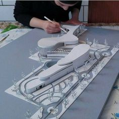 Enjoy the Architecture Models of the Day