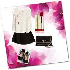 awaiting spring by lopez-cres on Polyvore featuring polyvore fashion style MANGO Neil Barrett Salvatore Ferragamo