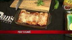 Easy Meat and Cheese Enchiladas.