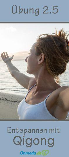 Qigong. Kurs 2, Übung 5: Das Schwert ziehen (Bildquelle: istock) Pilates, Fitness Inspiration, Yoga Fitness, Health Fitness, Tai Chi Qigong, Acupressure Points, Anti Stress, Alternative Health, Acupuncture