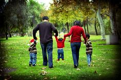 big happy family by caroline tran, via Flickr