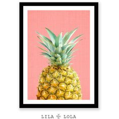 Printable Pineapple, Tropical Print, Wall Art Decor, Colourful,... ($8.15) ❤ liked on Polyvore featuring home, home decor, wall art, backgrounds, printable wall art, coral color wall art, fruit poster, colorful home decor and pineapple home decor