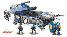 Mega Construx Destiny - Goliath Tank Strike