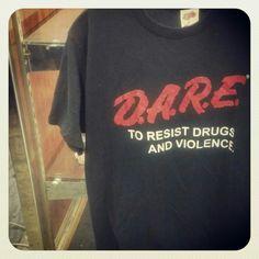 D. A. R. E.