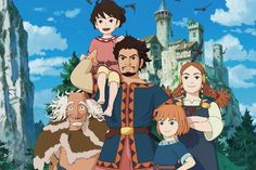 Watch the first trailer for Studio Ghibli's new TV show