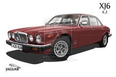 Jaguar XJ6  (Séries 3)