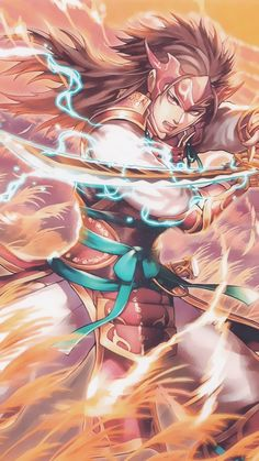 Fire Emblem: If/Fates - Ryoma                                                                                                                                                      More
