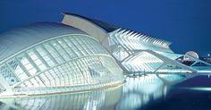 Museo de la ciencia de Valencia, Calatrava