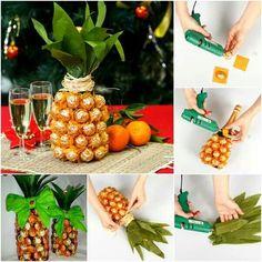 Gifts - Chocolate Pineapple