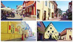 Parnu - Estonia - Mar Baltico La capitale estiva dell'Estonia, ovvero... Benvenuti al caldo del Nord!