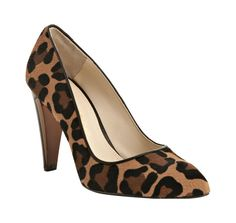 Can't wait to get these babies in the mail...Rebecca Minkoff Steady pumps in Leopard