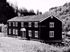 Digital Picture Antique building Photography Sverresborg museum Trondheim Norway