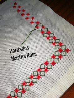 Cross Stitch Boarders, Biscornu Cross Stitch, Cross Stitch Bookmarks, Cross Stitch Art, Modern Cross Stitch, Cross Stitch Flowers, Cross Stitch Designs, Cross Stitching, Cross Stitch Embroidery