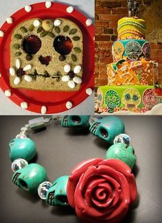 Mexican Day of the Dead inspiration