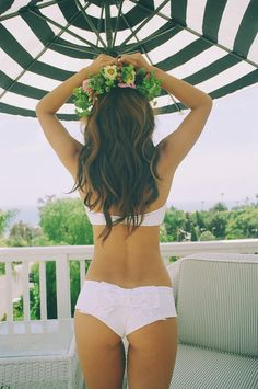 Lita Collection: White honeymoon worthy swimsuits from Lolli Swim | see more on: http://burnettsboards.com/2014/05/honeymoon-worthy-swimsuits/ #bikini