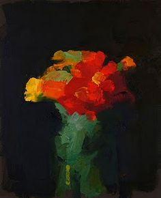 rich colors and impressionistic