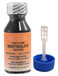 merthiolate que arde - Pesquisa Google