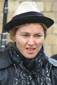 Madonna - NO MAKEUP