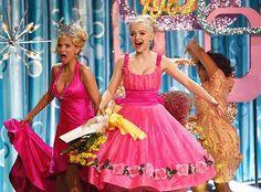 Kristin Chenoweth as Velma Von Tussle, Dove Cameron as Amber Von. Dove Cameron Hairspray Live, Hairspray Musical, Hairspray Costume, Dove And Thomas, Sophia Carson, Booboo Stewart, Pictures Of Anna, Chloe, Broadway