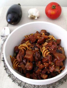 caponata pasta olive recipes caponata late summer eggplants olives ...