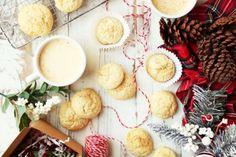 Eggnog Kringla Cookies