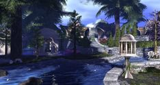 Fantasy Faire 2018 - Pools of Ethuil 8 Pool, Spring Tree, Pathways, Mystic, Tours, Fantasy, Explore, Nature, News