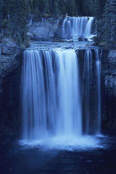 Colonnade falls - Wyomingvvv