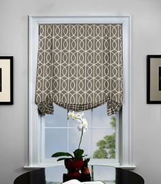 Tulip Roman Shade | For the Home | Pinterest | Roman, Window and ...