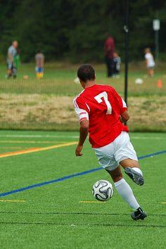 Team America 96 (2014 OBGC Capital Cup, U18/U19 Premiere) vs ABGC United (August 30, 2014) -- Kyle Petitt #7 (TAFC96 Soccer)