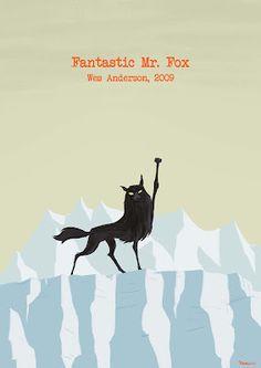 Fantastic Mr. Fox tattoo?  My favorite scene of the movie!