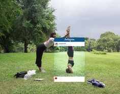 The Hidden Side of Instagram Perfect Pictures