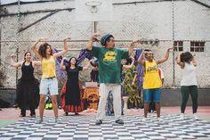 Estadao: Quando as marcas decidem ir pra rua. Foto: Coletivo Venga Venga (Absolut) - Marcelo Mattina/Divulgação