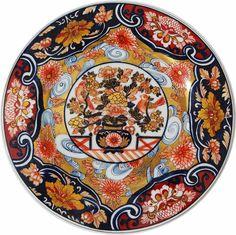 Inspirada nas peças de porcelana orientais embarcadas rumo ao ocidente pelo porto Imari, esta é a nossa coleção mais exclusiva!!!