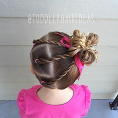 Today I did a left part from front to back, did 3 rope twists on the left side, and connected them to a high right messy bun!  #toddlerhair #toddlerhairideas #toddlerhairstyles #hairideas #toddlerstyle #easyhairstyle #easyhairstyles #littlegirlhair #hairgoals #littlegirlhairstyle #toddler  #hairstylesforgirls #kidhair #kidhairstyles #toddlersofIG #toddlersofinstagram #hairoftheday #braidsfordays #braidtrends #princesshair #braidsforlittlegirls #instabraid #childrenofinstagram #toddlerlife…