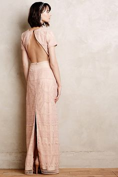 Amelia Gown - anthropologie.com #anthrofave