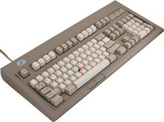 *Old IBM Keyboard* You know those things are so tough, that say you can kill a man with it and immediately resume typing on it. Game Themes, Key Design, Ibm, Computer Keyboard, Resume, Old Things, Model, Inspiration, Biblical Inspiration