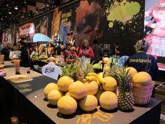 Stand @Alaska Madden Young Las Vegas. Make #food not war. Keep eating