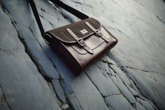 Discover the British made Marton Messenger bag at www.acassi.co.uk Made from Leather and Tweed