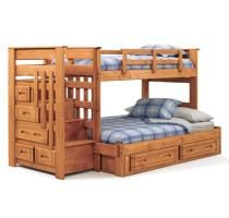 Guys and Dolls bunk bed