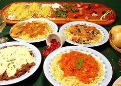 Procurando por um belo buffet de massas?   Veja empresas especializadas em buffets de massas em Uberlândia acessando ao nosso portal. www.seuevento.net.br/uberlandia/aniversario/gastronomia/buffets/