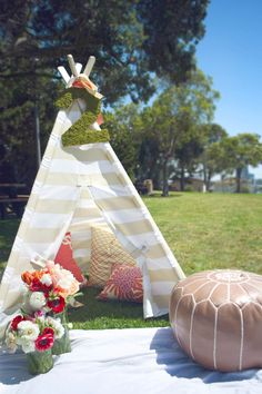 | two year old birthday picnic at the park | westcoastcapri.com