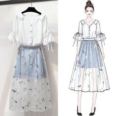 Kleider Kleidung Anime Style 70 Ideen # Kleidung Mold Disinfectant Some Facts About Mold Most of us Fashion Drawing Dresses, Fashion Dresses, Fashion Clothes, Asian Fashion, Look Fashion, Unique Fashion, Trendy Fashion, Kleidung Design, Mode Kpop