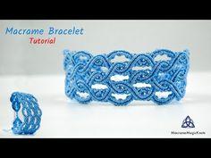 Seed Bead Bracelets Diy, Macrame Jewelry Tutorial, Macrame Bracelet Patterns, Chevron Friendship Bracelets, Macrame Bracelet Tutorial, Friendship Bracelets Tutorial, Macrame Earrings, Bracelet Crafts, Macrame Patterns