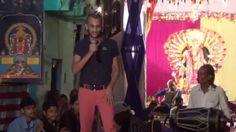 Panda Karaye Raho Puja by Shivkant during Navratri Jagran #DeviJagran #DeviGeet #SongForNavrtri