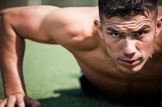 Muskelaufbau ohne Geräte: Trainingsplan für Body Weight Fitness Training: Für die Übungen mit Körpergewicht im Trainingsplan brauchst Du nur Deinen Körper.