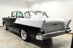 1957 CHEVROLET (BEL AIR) 210 43K 4-DOOR SEDAN